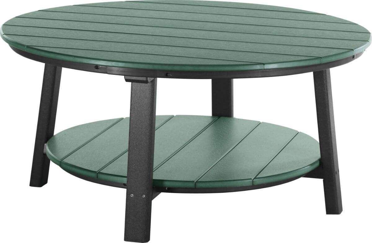 Green Rockaway Outdoor Coffee Table