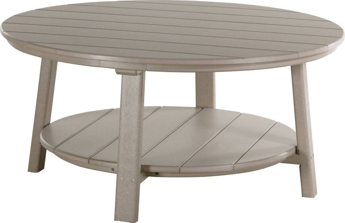 Weatherwood Rockaway Outdoor Coffee Table