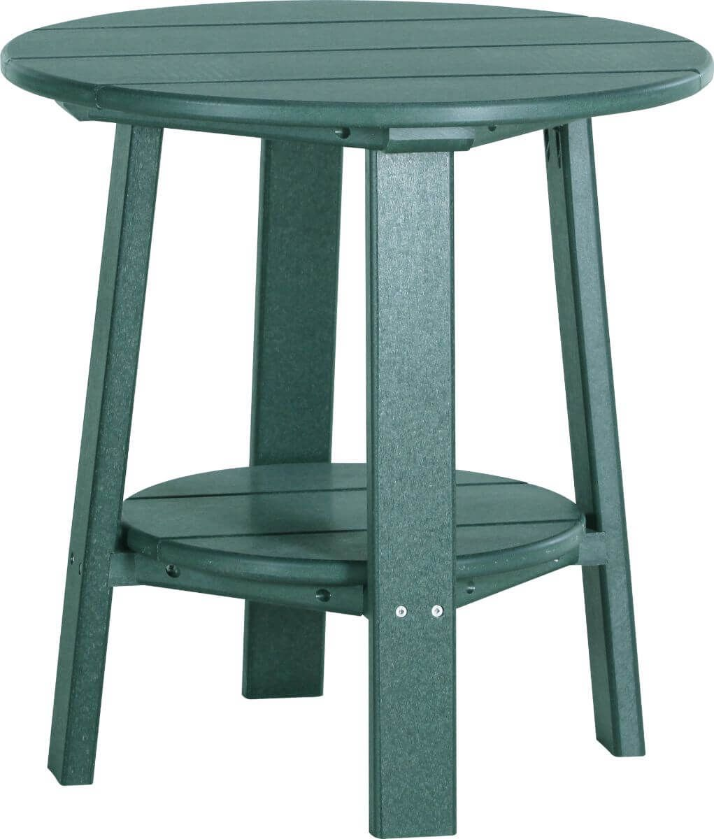 Green Rockaway Outdoor Side Table