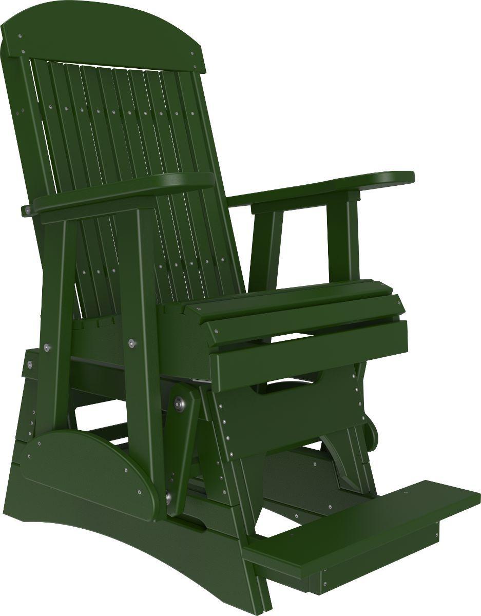 Green Stockton Balcony Glider