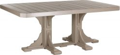 Weatherwood Stockton Outdoor Dining Table