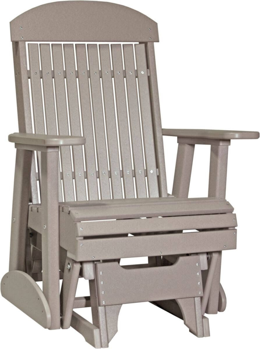 Weatherwood Stockton Outdoor Glider