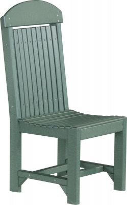 Green Stockton Outdoor Dining Chair
