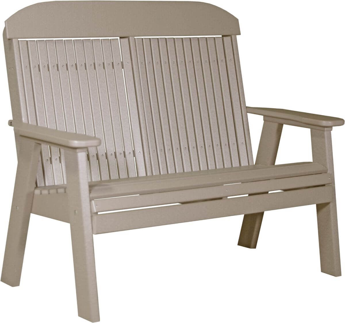 Weatherwood Stockton Patio Bench