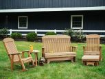 Outdoor Poly Lumber Classic Seating