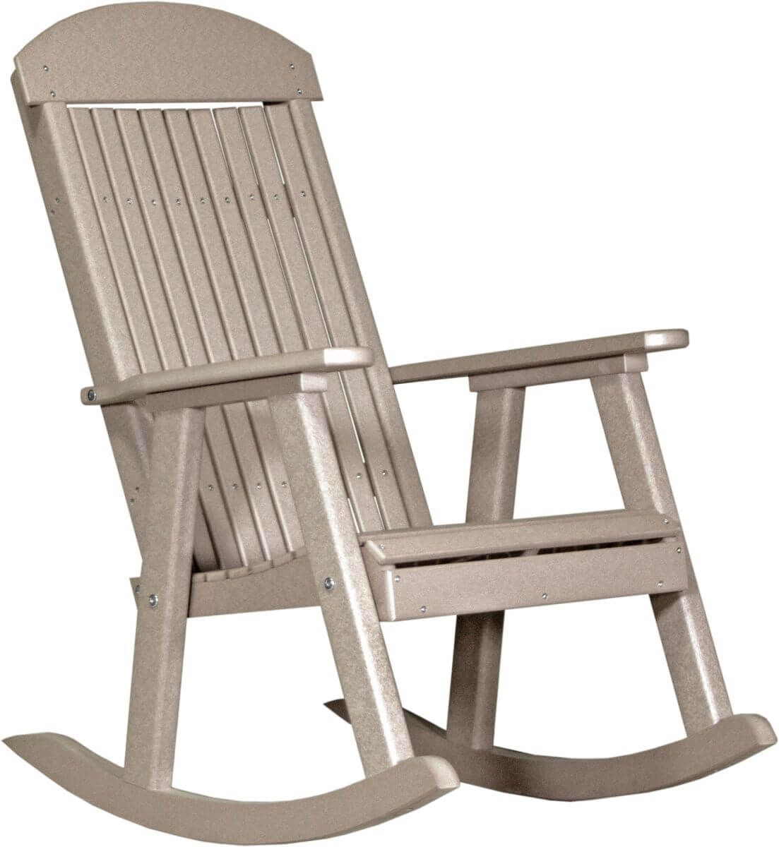 Weatherwood Stockton Porch Rocker