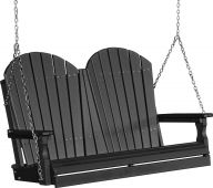 Tahiti Adirondack Porch Swing