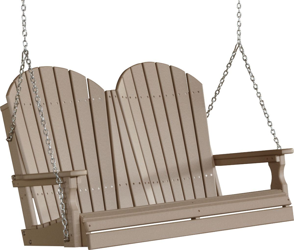 Weatherwood Tahiti Adirondack Porch Swing