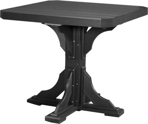 Black Tahiti Outdoor Counter Table