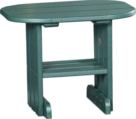 Green Tahiti Outdoor Side Table