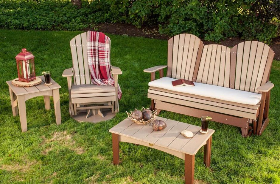 New Guinea Outdoor Furniture Set image 5