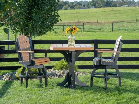 Outdoor Bar Furniture Set