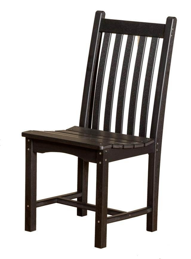 Aniva Outdoor Dining Chair - Side