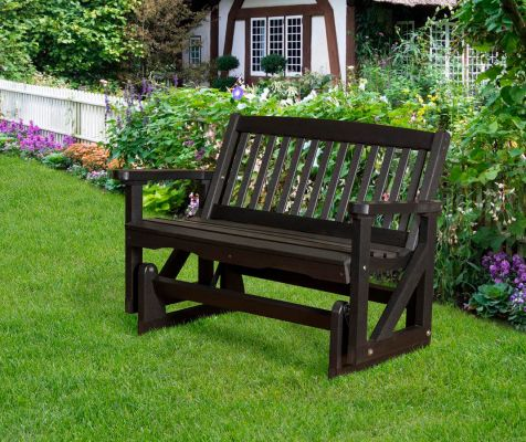 Aniva Outdoor Glider Bench