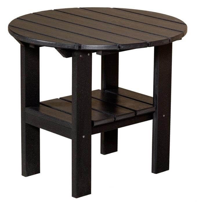Odessa Round Outdoor End Table