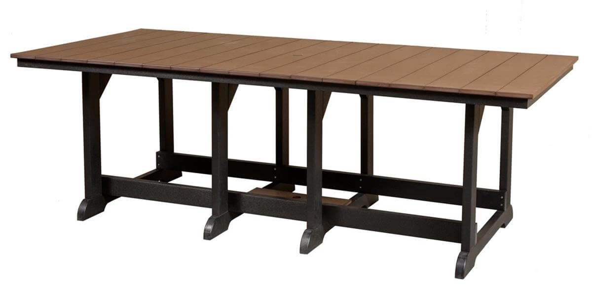 Oristano 94 Inch Outdoor Dining Table