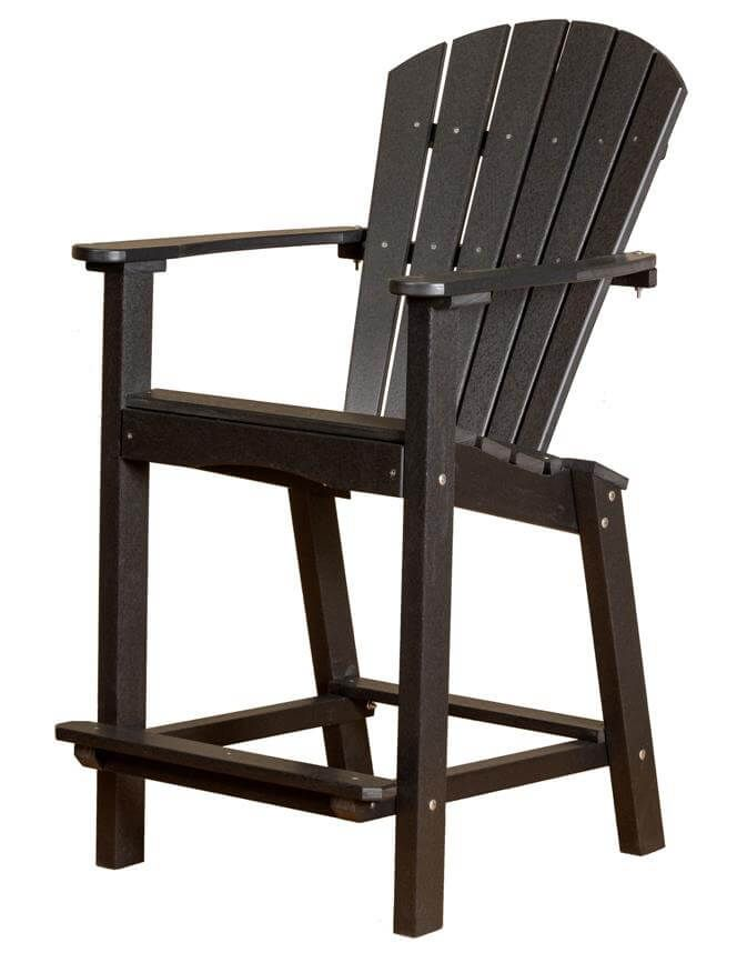 Panama Counter High Outdoor Dining Chair