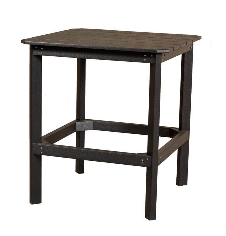 Panama High Outdoor Dining Table - 38 Inch