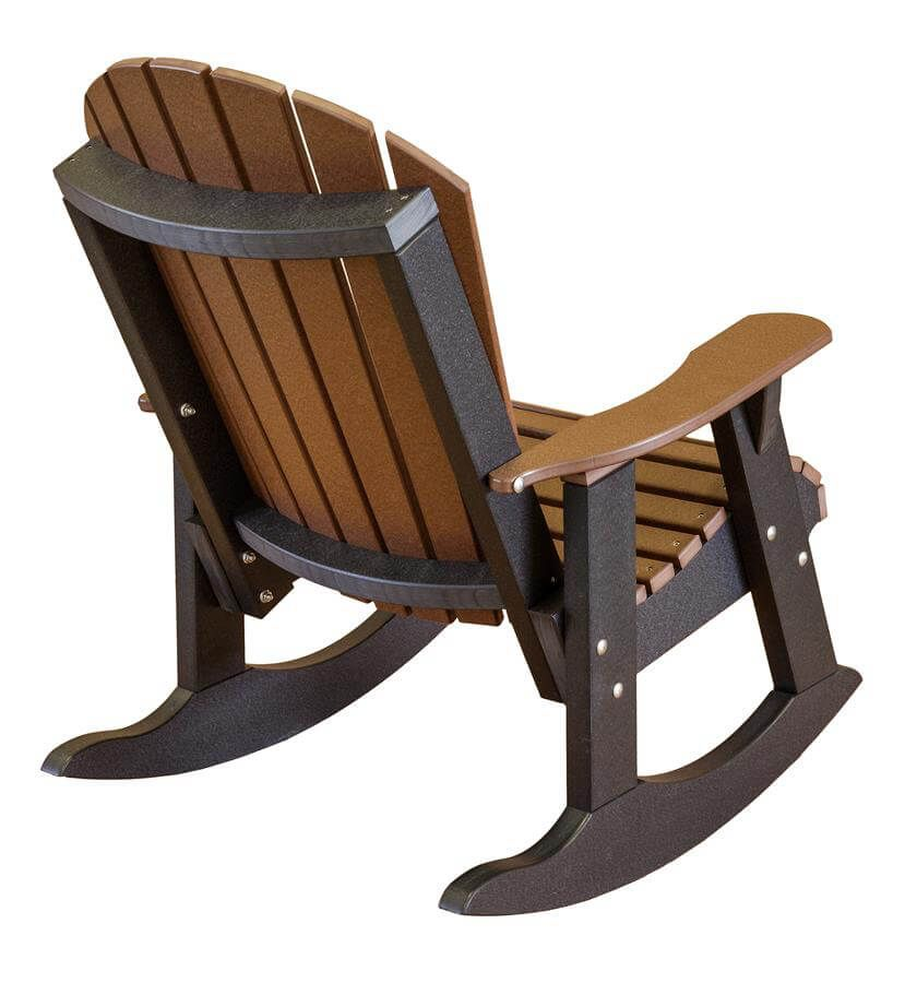 Sidra Adirondack Rocking Chair - Back