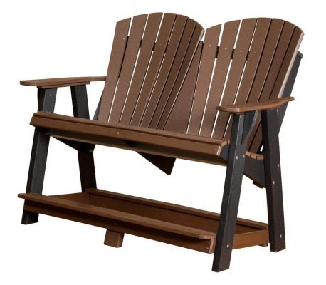 Two Toned Sidra Double High Adirondack