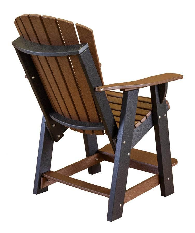 Sidra Adirondack Balcony Chair - Back