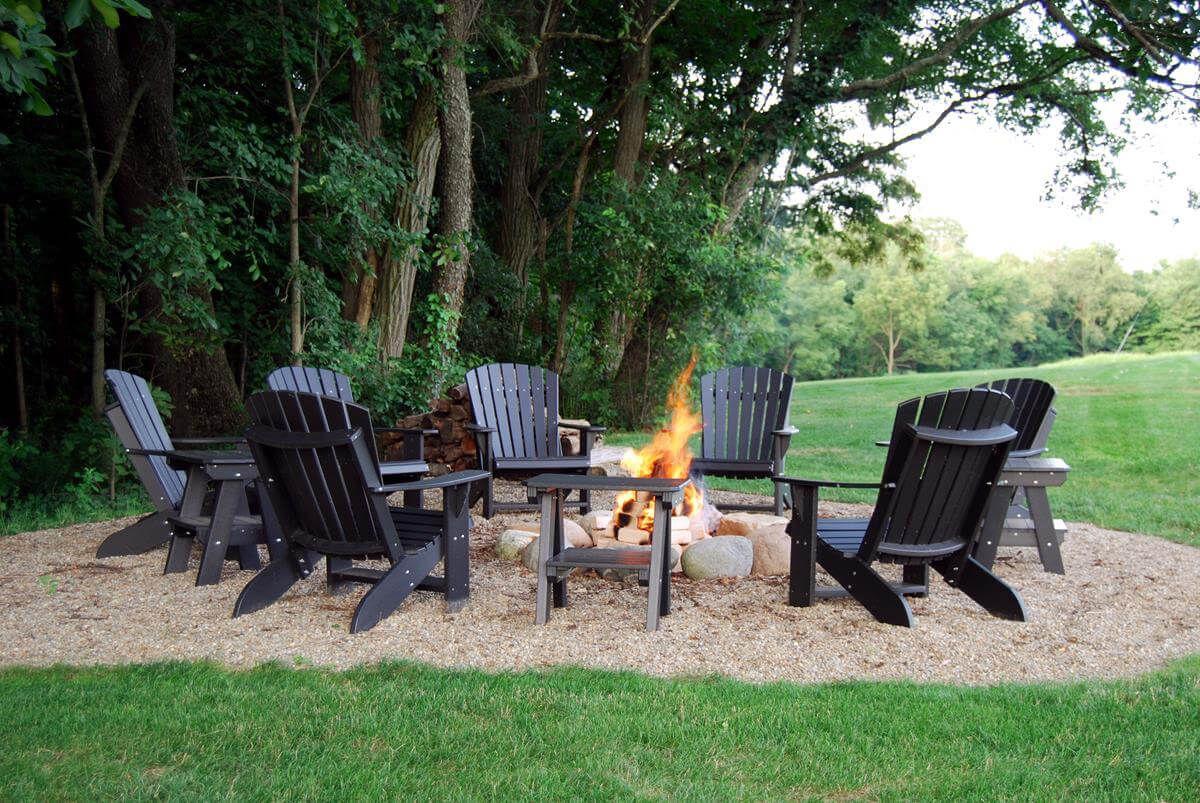 Sidra Adirondack Seating Set