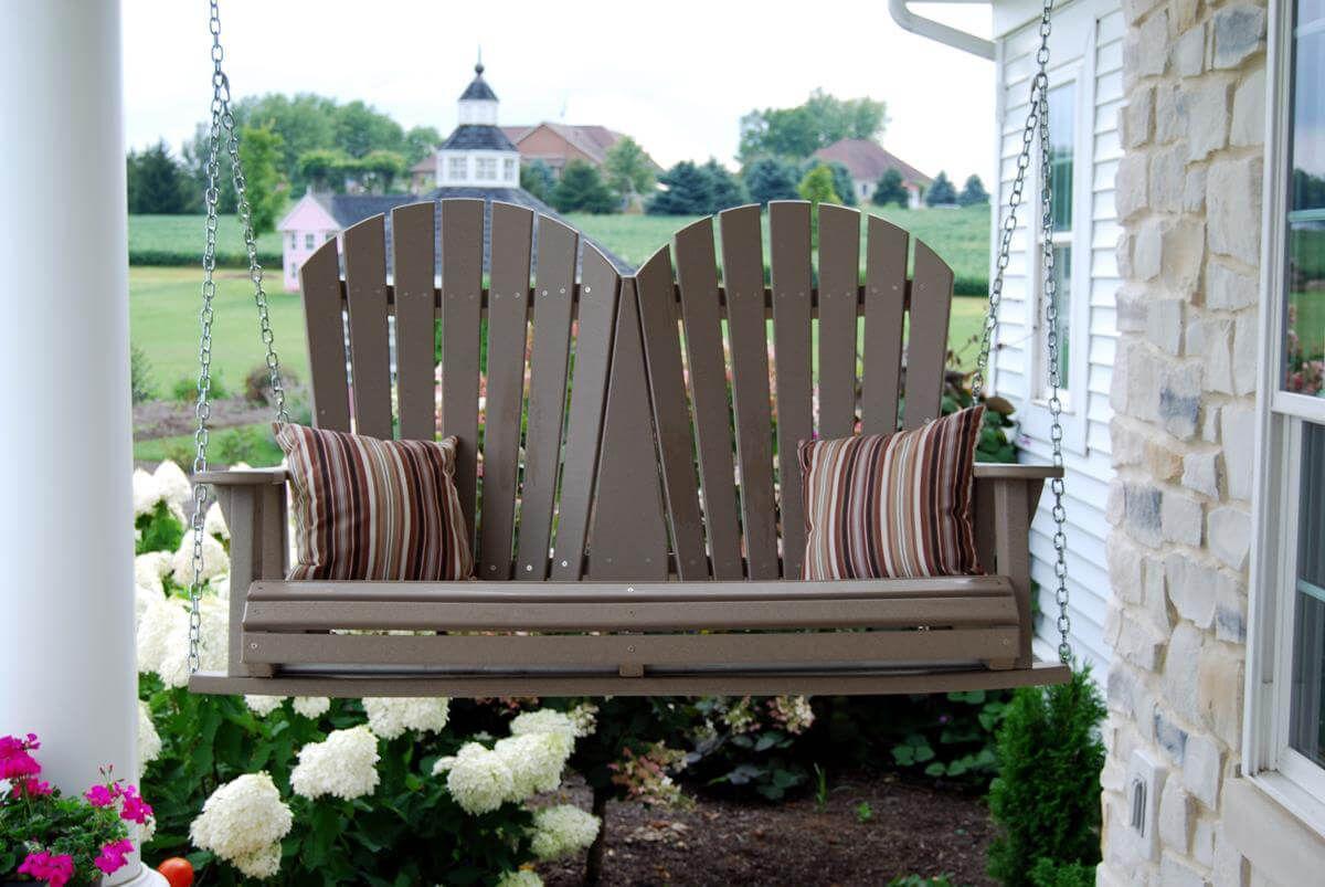 Sidra Two Seat Porch Swing