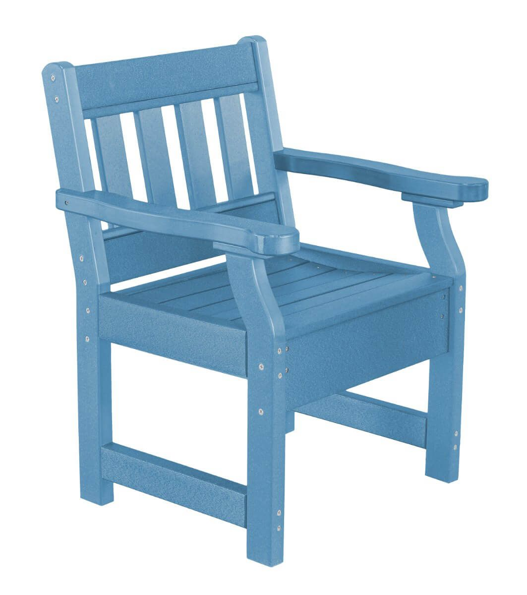 Powder Blue Aden Patio Chair