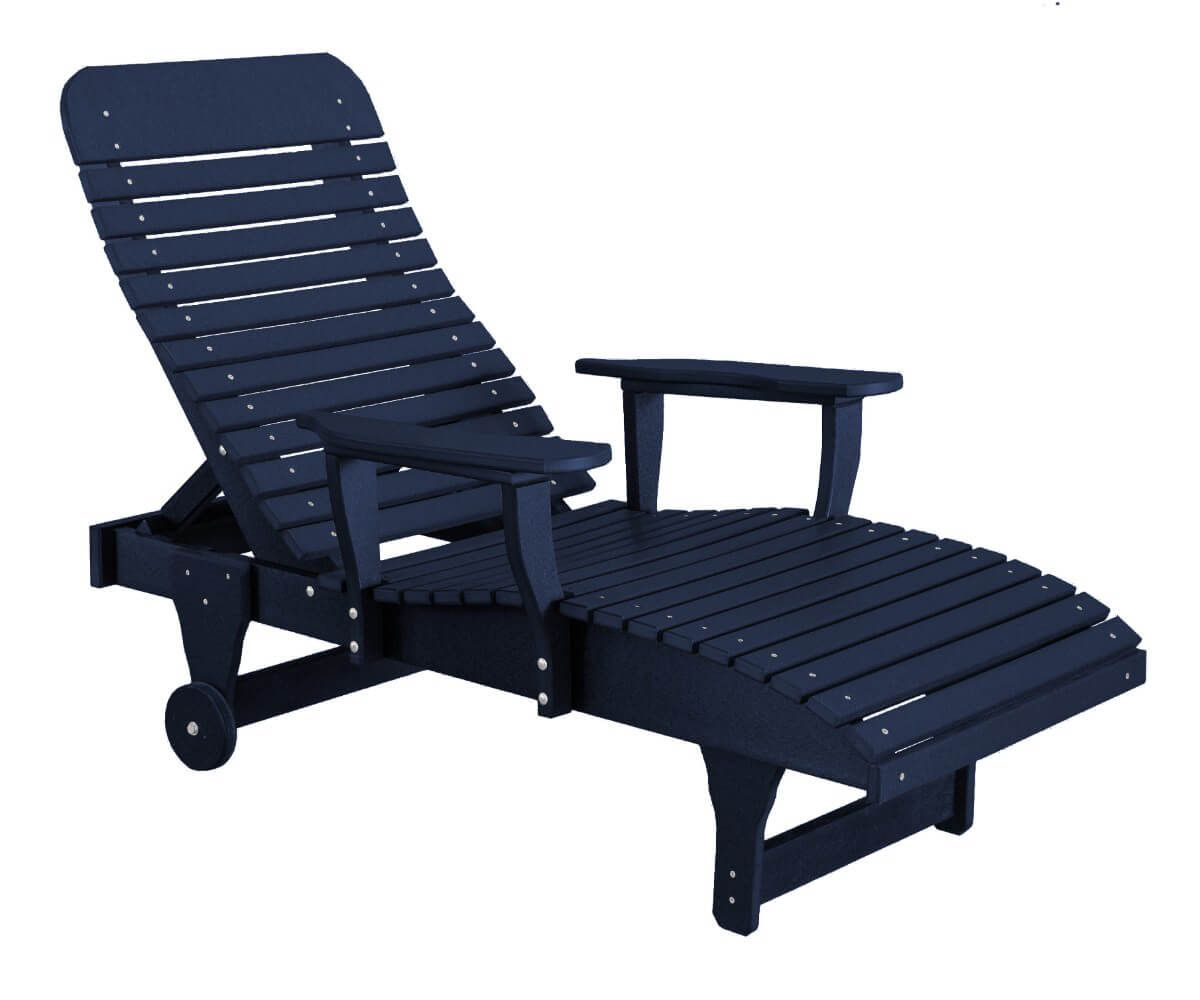 Patriot Blue Andaman Outdoor Chaise Lounge