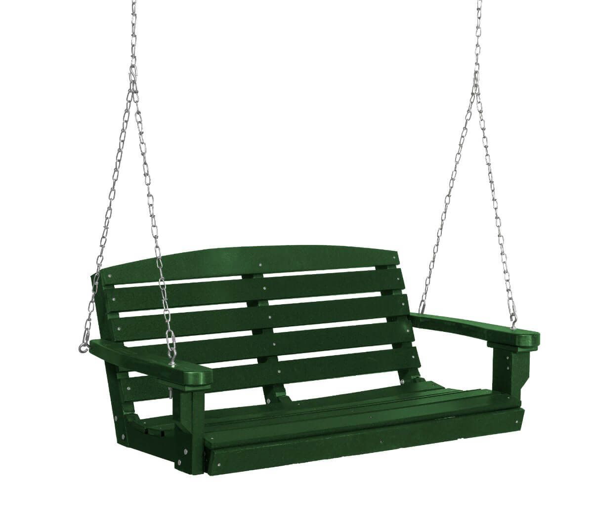 Turf Green Green Bay Porch Swing