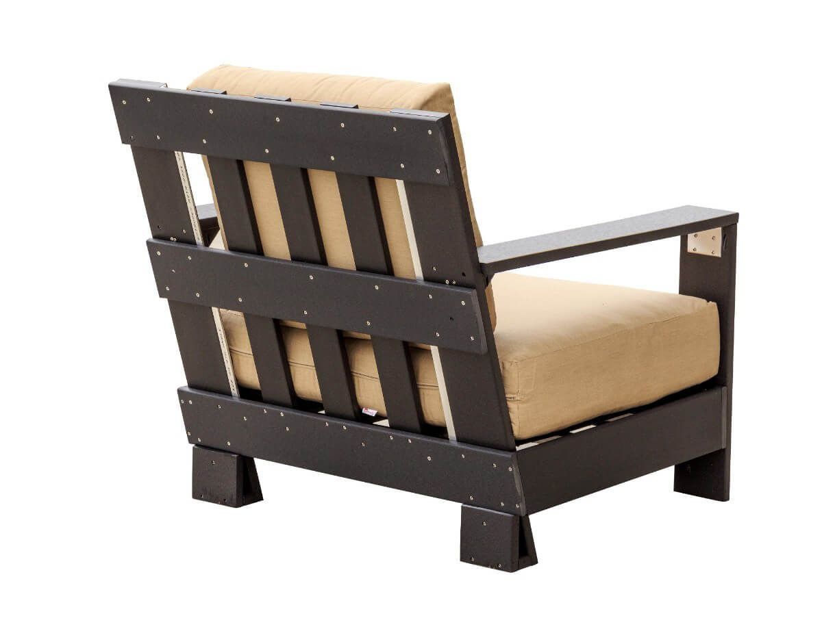 Mindelo Patio Chair - Back