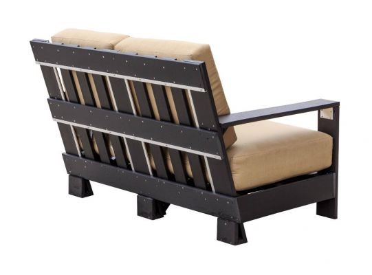 Mindelo Patio Sofa - Back