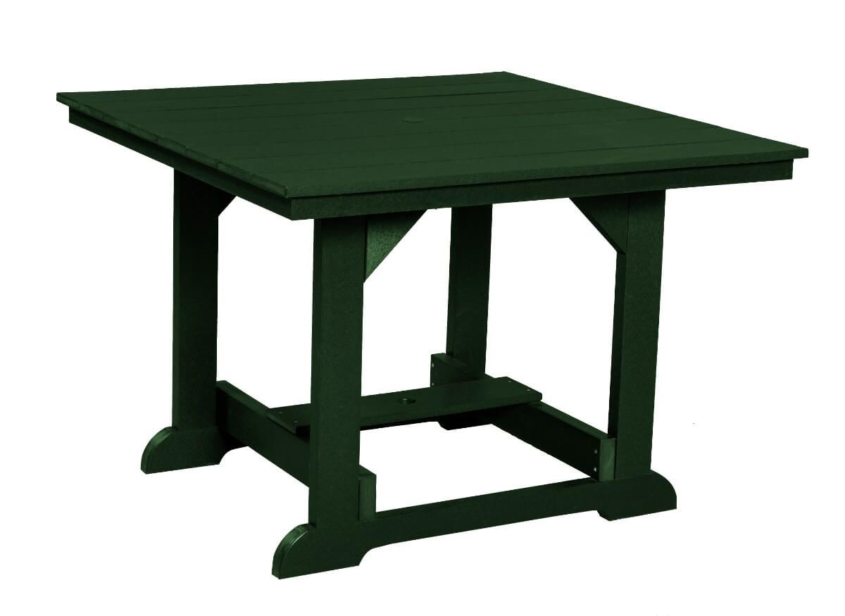 Turf Green Oristano Square Outdoor Dining Table