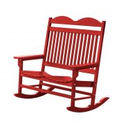 Santorini Double Outdoor Rocker