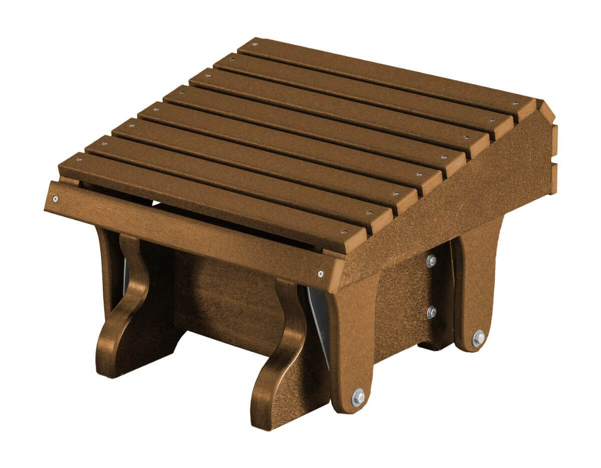Tudor Brown Sidra Outdoor Gliding Footrest