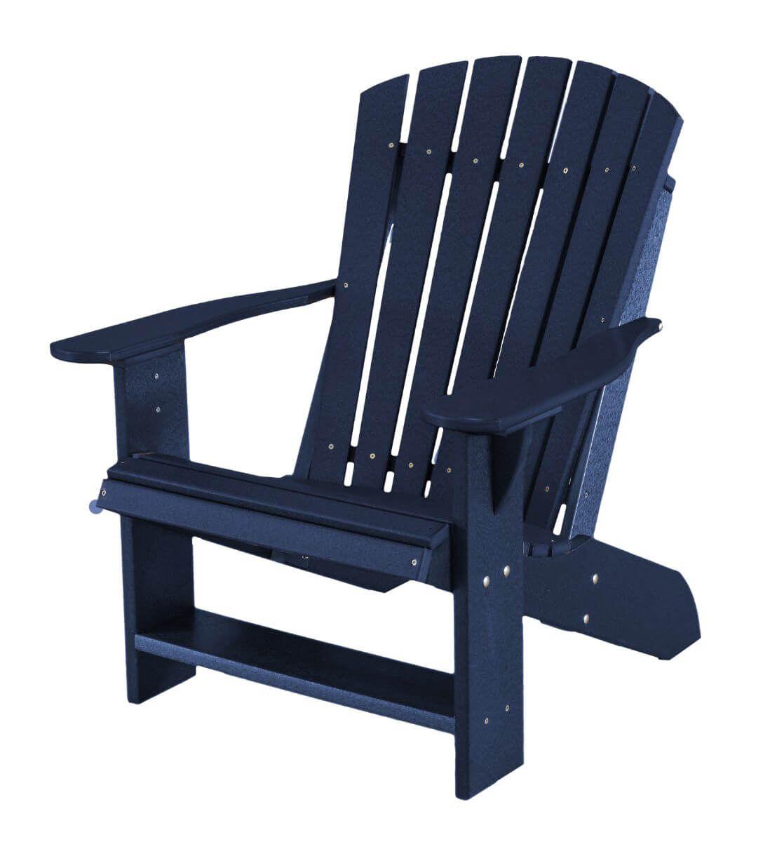 Patriot Blue Sidra Adirondack Chair