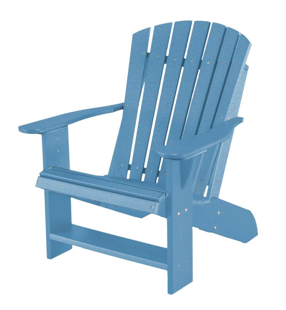 Powder Blue Sidra Adirondack Chair