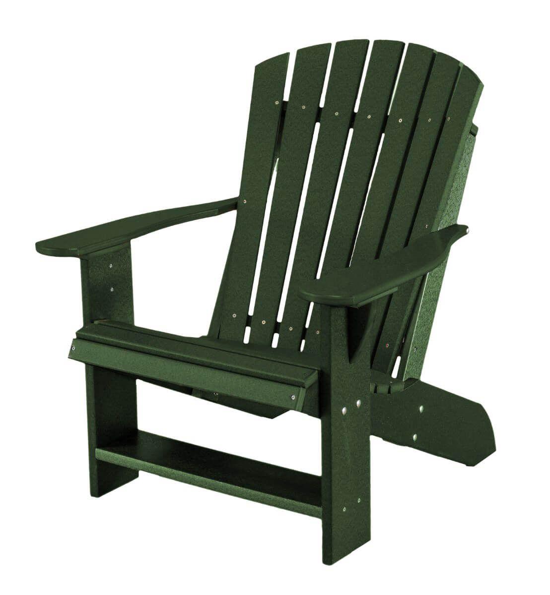 Turf Green Sidra Adirondack Chair
