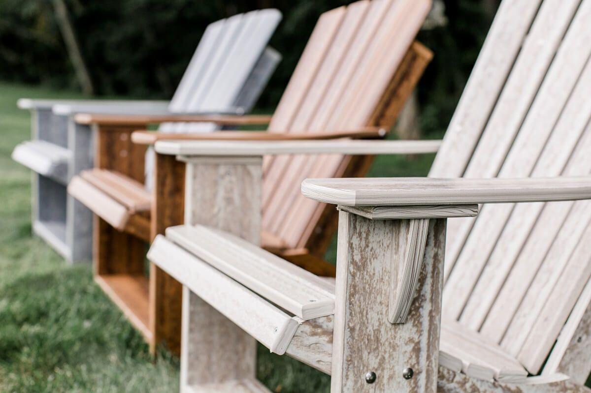 Amish Made Adirondack Chairs