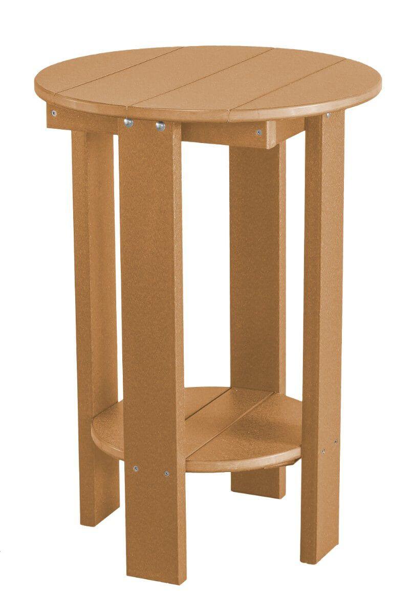 Cedar Sidra Balcony Table
