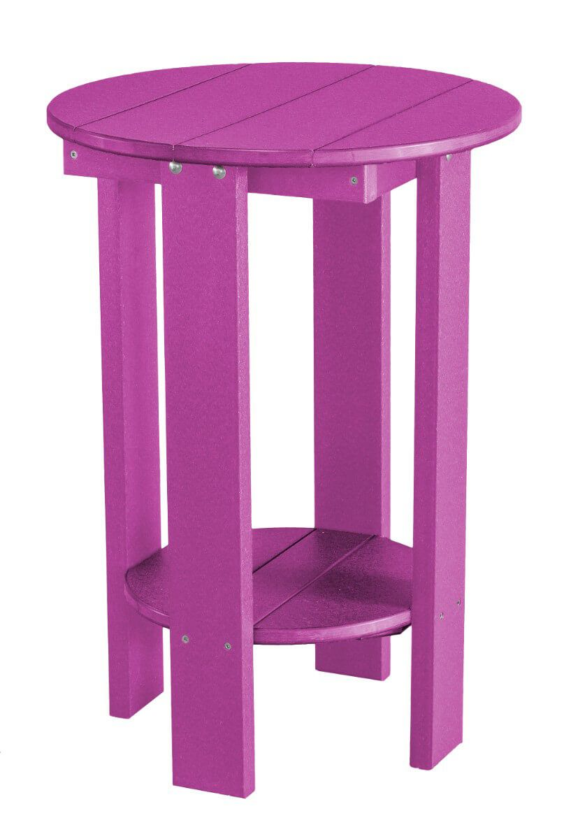 Purple Sidra Balcony Table