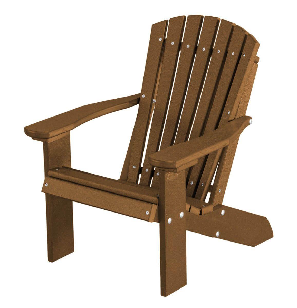 Tudor Brown Sidra Child's Adirondack Chair