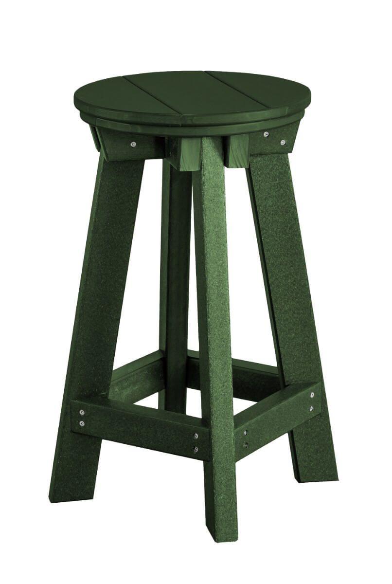 Turf Green Sidra Outdoor Bar Stool