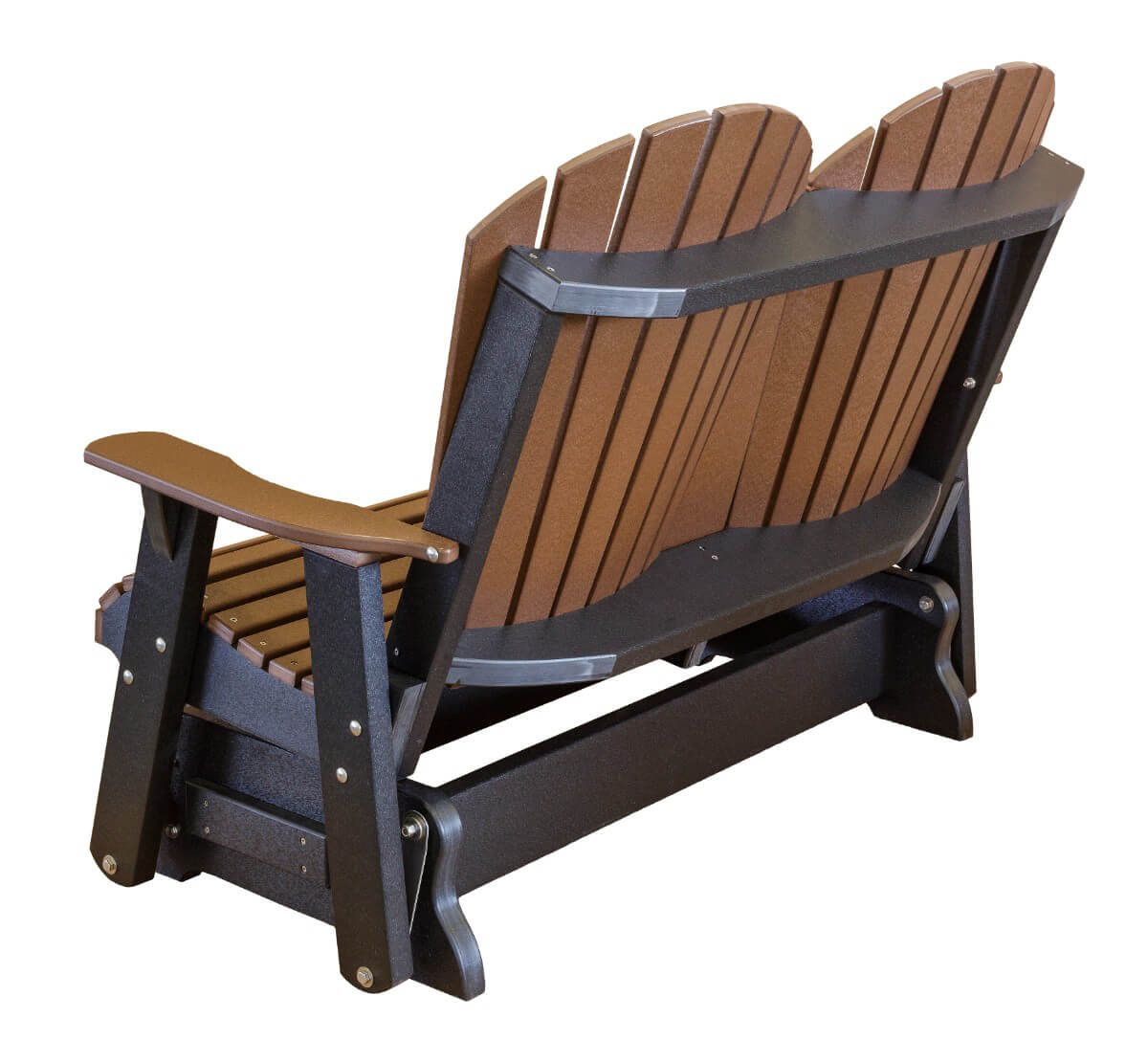 Sidra Outdoor Double Glider - Back
