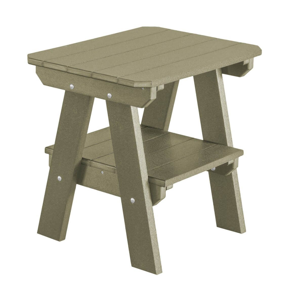 Olive Sidra Outdoor End Table