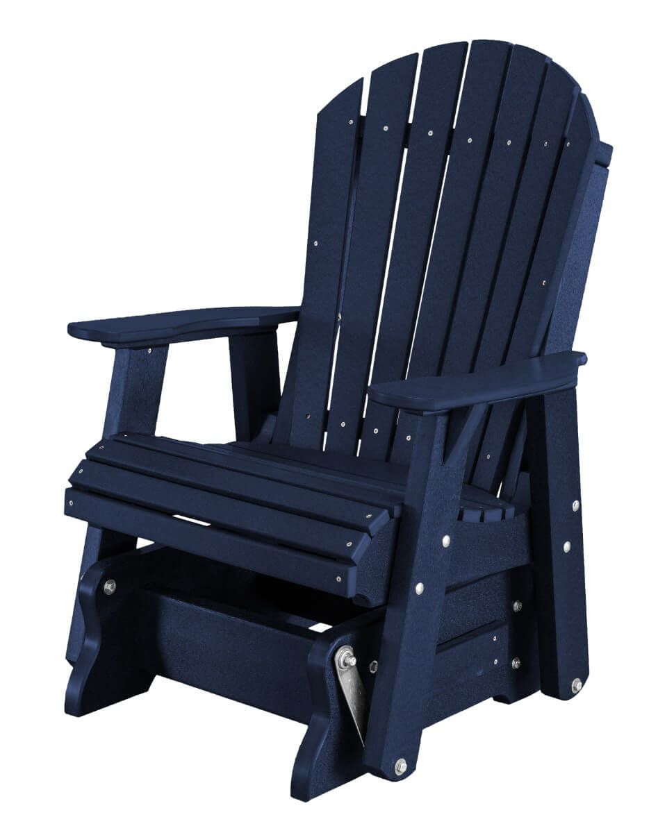 Patriot Blue Sidra Outdoor Glider Chair