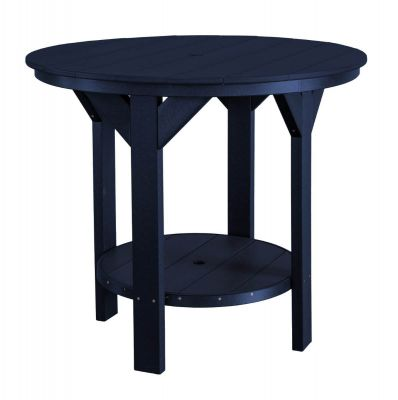Patriot Blue Sidra Outdoor Pub Table