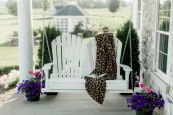 Sidra Outdoor Porch Swing