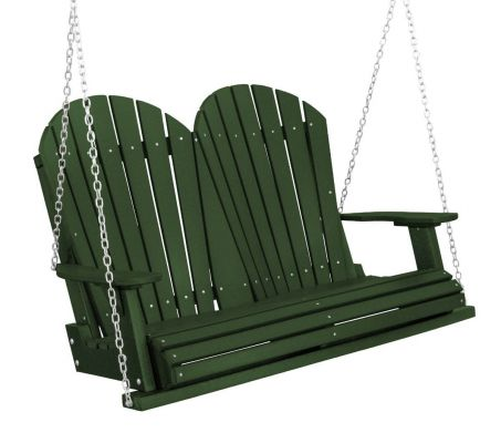Turf Green Sidra Outdoor Porch Swing