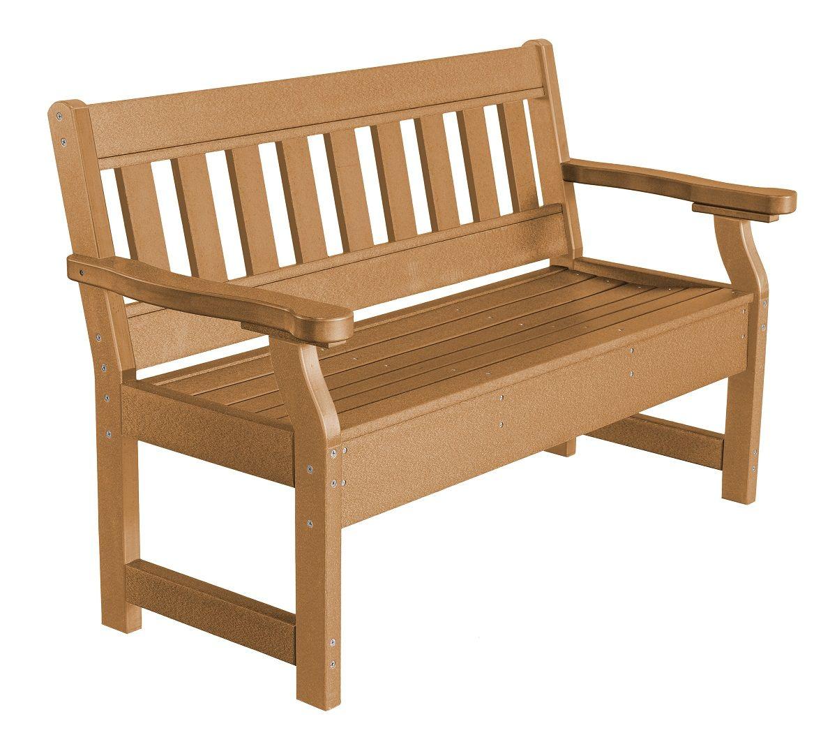 Cedar Aden Garden Bench